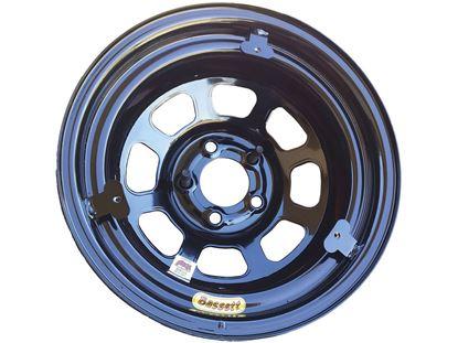 Picture of Bassett D-Hole 3-Tab Wheels - 15x8