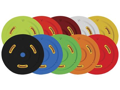 Picture of Bassett Plastic Wheel Covers and Support Ring - (Bolt-On)