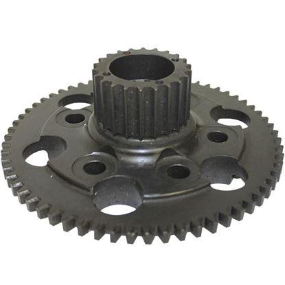 Picture of Bert Flywheel HTD - (One-Piece)
