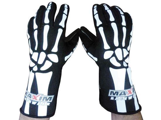 Picture of Maxim SFI Bones Gloves