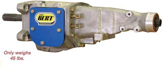 Picture of Bert LMZ Aluminum Transmission