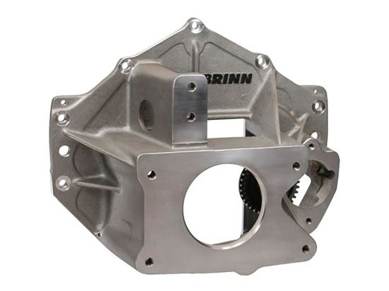 Picture of Brinn Magnesium Bellhousing Assembly w/o Flywheel - Chevy