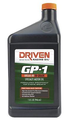 Picture of Joe Gibbs Driven Performance - GP1 Break-In Oil
