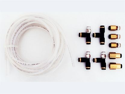 Picture of PRP Deluxe Plastic Brake Line Kit