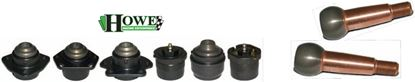 Picture of Howe Lower Ball Joint Housing ONLY w/ Alum Cap