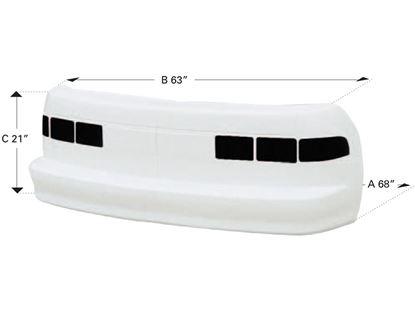 Picture of Lumina Tail - White