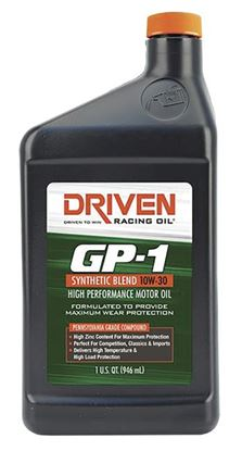 Picture of Joe Gibbs Driven Performance - GP1 Synthetic Blend Oil