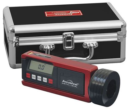 Picture of Longacre Caster/Camber Gauge - Digital with AccuLevel
