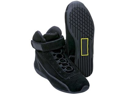 Picture of Impact High Top Shoes - Black