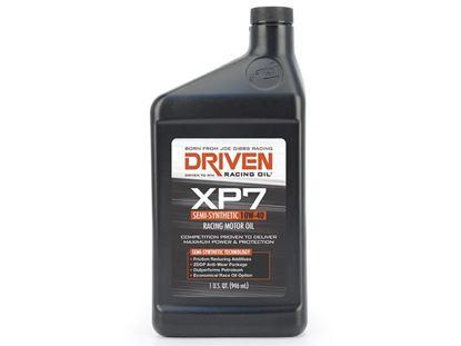 Picture of Joe Gibbs Driven Performance - XP 7 Oil - 1 Qt - 10W-40