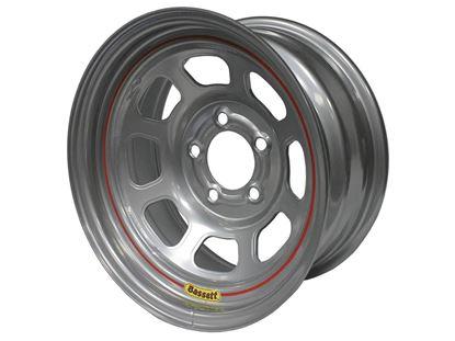 "Picture of Bassett D-Hole Wheels - 15"" x 7"""