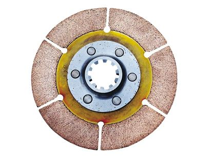 "Picture of QuarterMaster Single Disc Clutch Pack - (7.25"" V-Drive)"