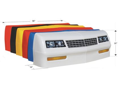 Picture of 1981-88 Monte Carlo Nose / Decal Combo