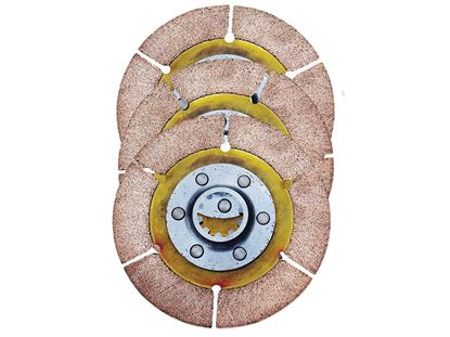 "Picture of QuarterMaster 3-Disc Clutch Pack - (5.5"" V-Drive)"