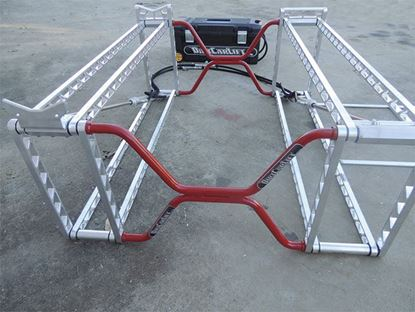 Picture of DirtCarLift X-Series Car Lifts